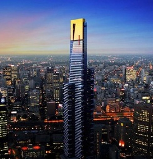 Melbourne Eureka tower