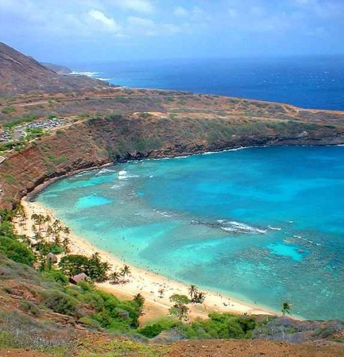 Hawaii Hanauma Bay