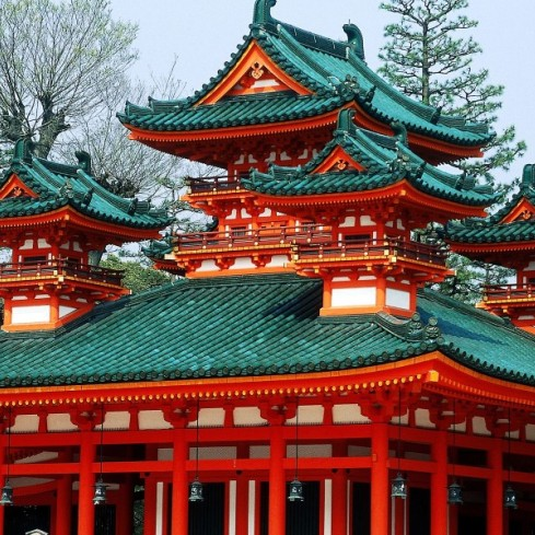 Kyoto Heian Shrine