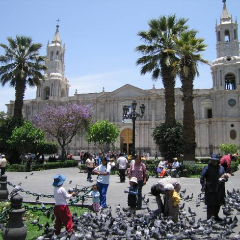 Arequipa Catedral