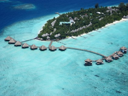 Medhufushi Island Resort - View